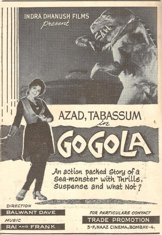 Gogola, and what-not
