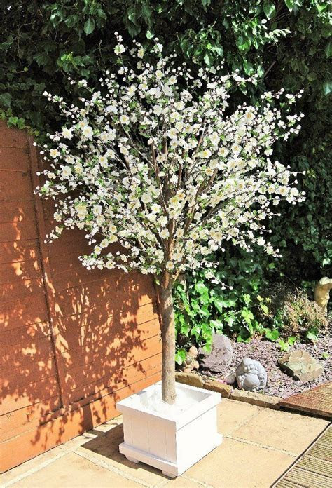 Artificial Cherry Blossom Trees / Ivory Blossom Trees