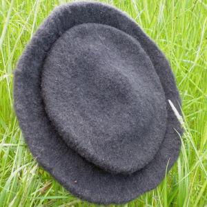 Fulled Black Cap