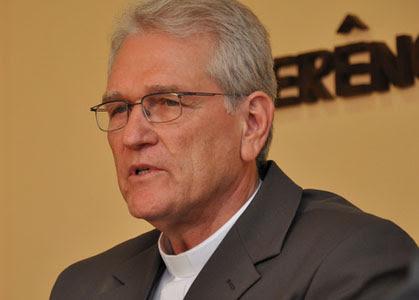 Dom Leonardo Steiner acredita no diálogo para solucionar o problema / Foto: Imprensa CNBB