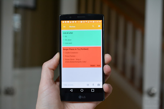Google Keep Update Adds Auto-Generated Topics, Inbox Gets Direct Sharing | Droid Life