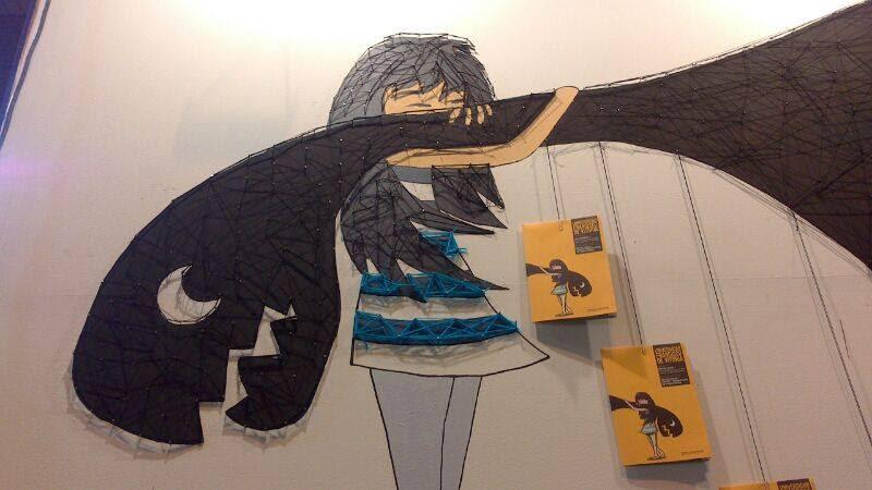 Como Hacer Un Mural De Linea Utilizando Estarcidos Viviendo El Arte