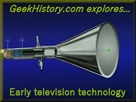 Early television technology frequently asked questions