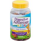 Digestive Advantage Kids Daily Probiotic, Gummies, Natural Fruit Flavors - 80 gummies
