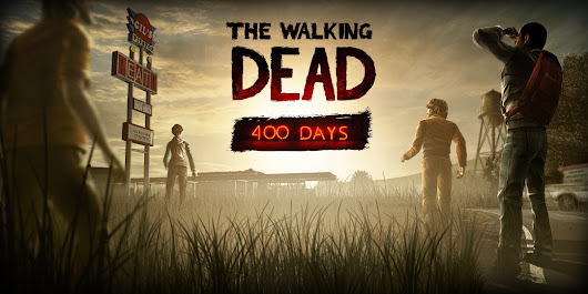 The Walking Dead: 400 Days Review – Short and Sweet