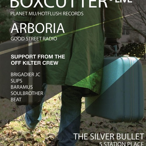 Arboria - The Silver Bullet Promo Mix - Live 24th May 15 - London