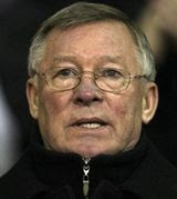 Fergie: Surprising he doesn't pack it in really.