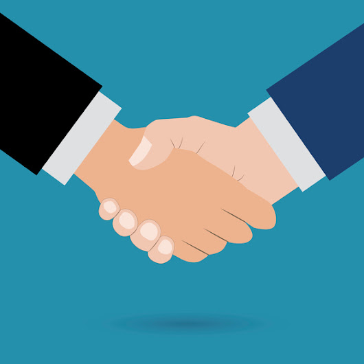 Making your handshake work for you in your career (opinion) | Inside Higher Ed