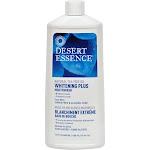 Desert Essence Mouthwash, Whitening Plus, Cool Mint - 16 fl oz