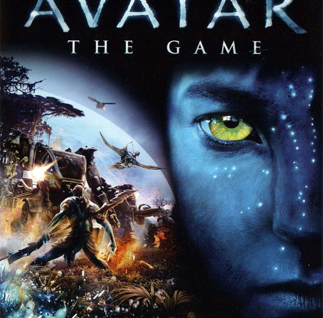 Welcome To Gamers Place Gang: JAMES CAMERON'S AVATAR : THE