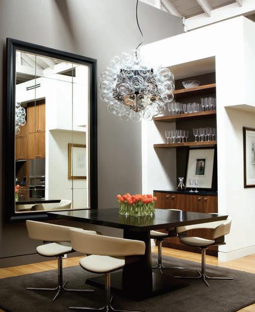 Loft Dining Room contemporary dining room