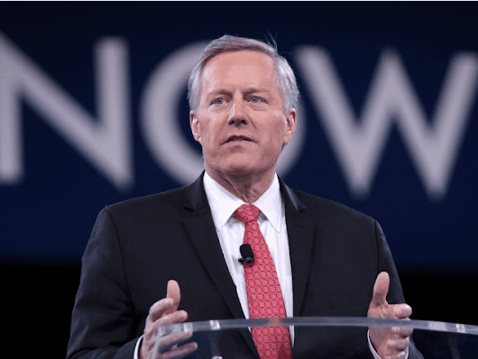 Exclusive — Mark Meadows: Send Clean Obamacare Repeal to Trump Now, Replacement Later