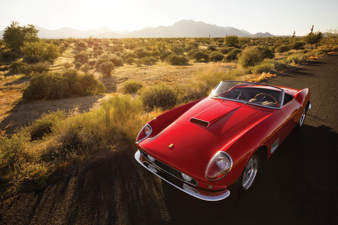 Ferrari 250 GT California could be your day off for $8 ...