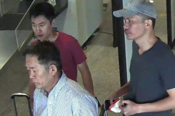 Image result for the assassination of Kim Jong-nam