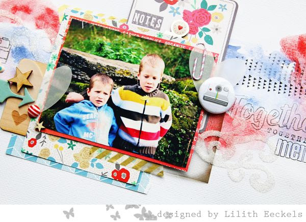 Lilith S Scrapbooking Venture Back To
