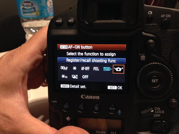 Canon 1D X Firmware Update