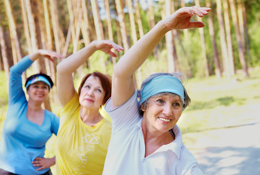 National Senior Health and Fitness Day 2017 | ASC Blog