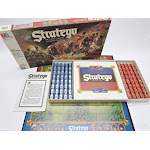 Milton Bradley Stratego - The Classic Game Of Battlefield Strategy 1986 Edition