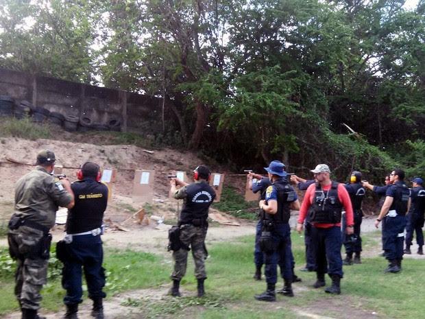 Guarda Municipal do Cabo de Santo Agostinho vai usar armas (Foto: Divulgação)