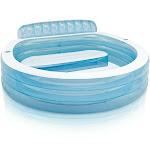 Intex Swim Center Family Lounge Inflatable Pool