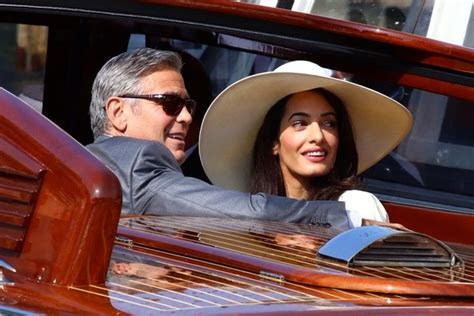George Clooney's Wedding Cost HOW Much?   Today's Evil