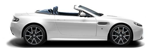 Aston Martin 4 Seater Convertible