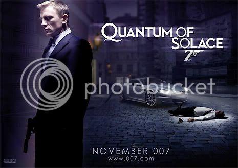 ĐIỆP VIÊN 007: ĐỊNH MỨC KHUÂY KHỎA Bond 22: Quantum of Solace (2008)