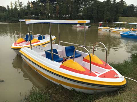 Electric Powered Boats for Sale - Beston Boats for Park