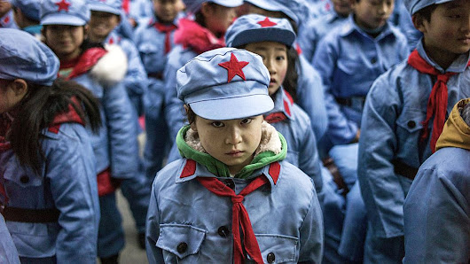 "China's Communist Revolution Still Alive in ""Red Schools"" - YouTube"