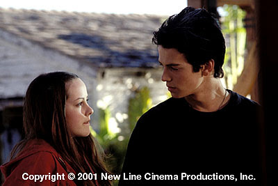 Jena Malone And Hayden Christensen In New Lines Life As A House