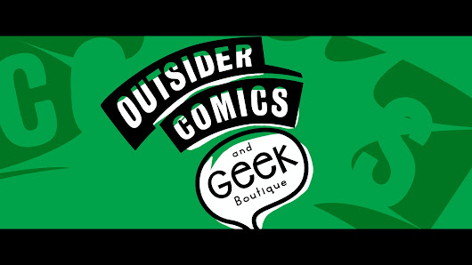 Outsider Comics and Geek Boutique