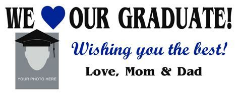Graduation Banners   Cheap Banners   35% OFF!