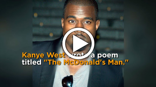 He's Lovin' It: What Kanye West's Poem to McDonald's Means for Restaurant Brands