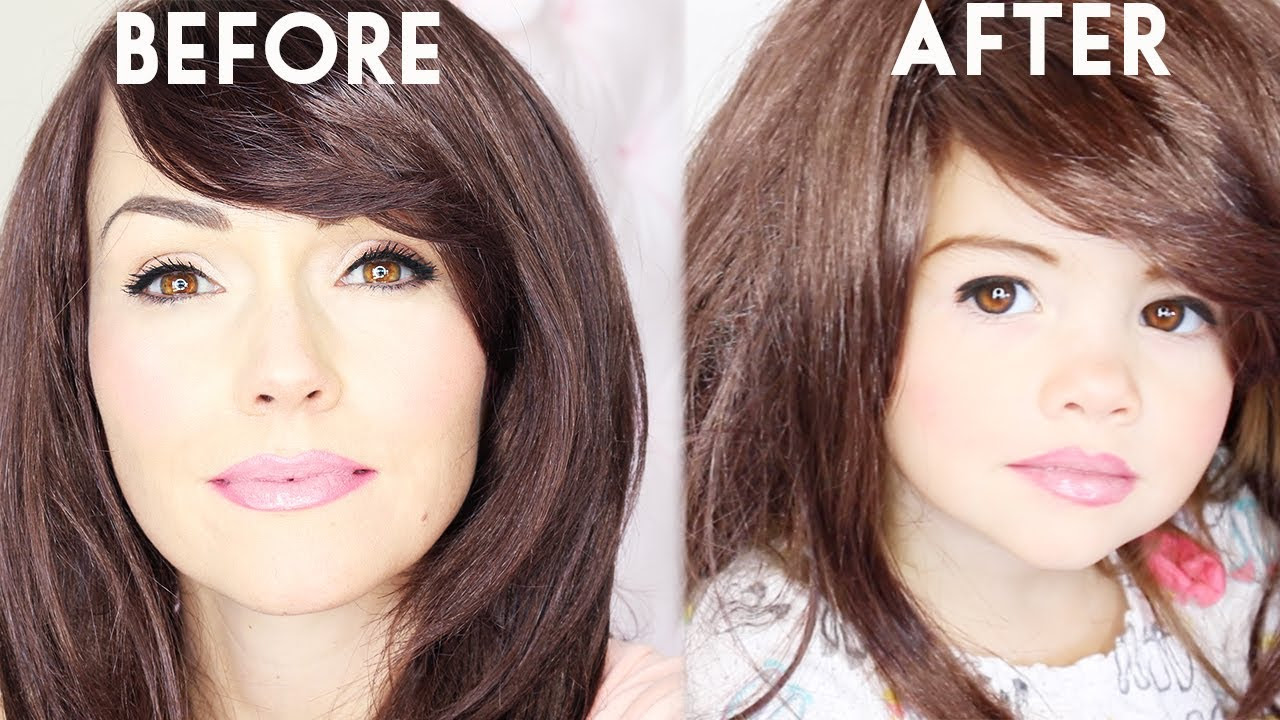 Makeup to look younger youtube