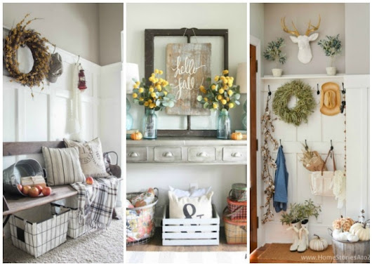 20 Best Fall Entryway Ideas for the Best Fall Entry Decor For Your Home