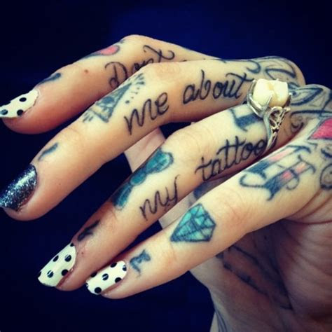 hand tattoos facts ideas styleswardrobecom