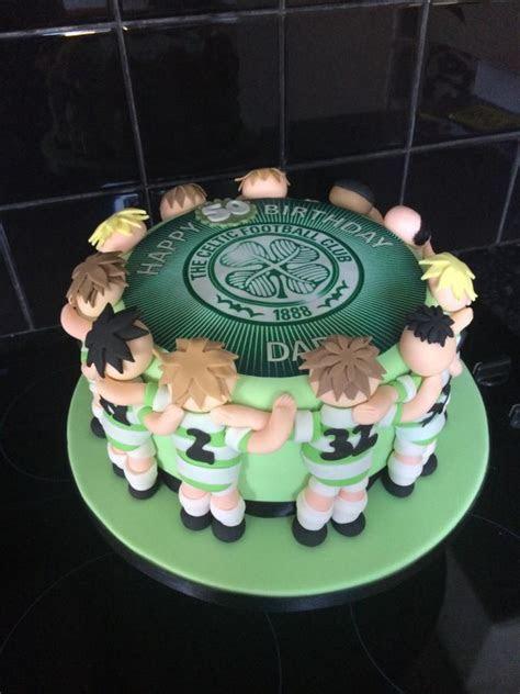 The Celtic Huddle   cake by Truly Scrummy   CakesDecor