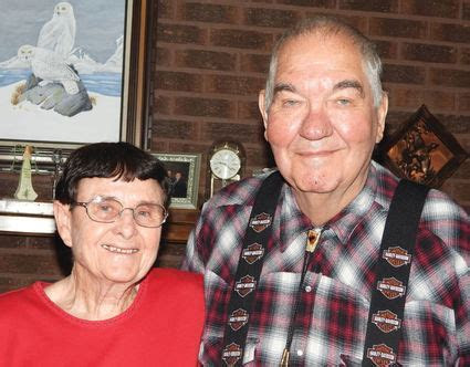 Worland couple celebrates 60th wedding anniversary