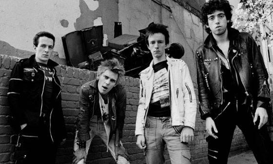 The Clash em uma imagem de arquivo.
