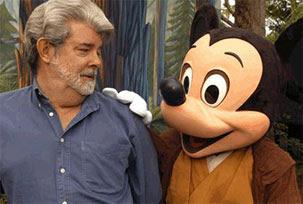 George Lucas donar parte de sus ganancias por la venta de LucasFilms