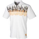 PUMA Golf Men's Pines Polo Golf Shirt, Small Chocolate Brown