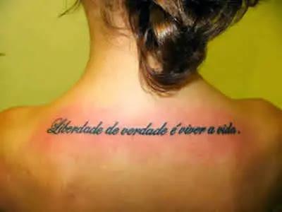 Citações De Amor Para Tatuagens Mensagens Cultura Mix