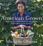 American Grown by Michelle Obama book cover