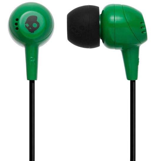 52% Off on Skullcandy S2DUDZ-023 In-Ear Headphone (Green),Buy For Rs 360 - DealBash.in