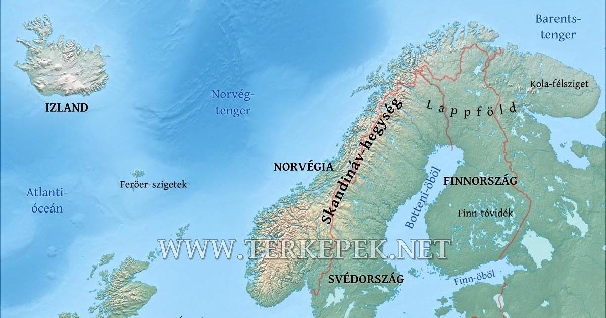 finn tóvidék térkép Finn Tóvidék Térkép | Térkép
