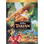 Disney Tarzan Special Edition, Widescreen [DVD, 2005]