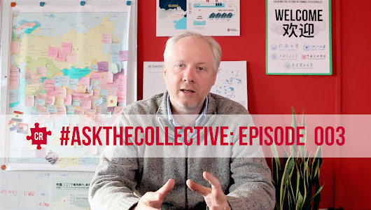 Donations in China, Government Priorities, Advice for Aspiring Entrepreneurs | #AskTheCollective 003