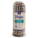 Volpi Dry Cured Sweet Coppa, 3 lb. (Refrigerate after opening) | By Supermarket Italy