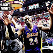 Kobe drops 47 as Lakers boost playoff hopes