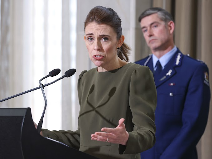 New Zealand Finds Intelligence Lapses Leading To Last Year's Mosque Attacks